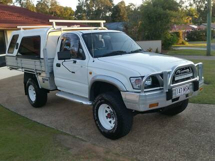 2002 TOYOTA HILUX 4x4 BIG $$ SPENT!! Daisy Hill Logan Area Preview