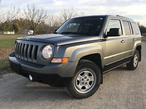2013 Jeep Patriot North Edition AWD/4x4 No Accident