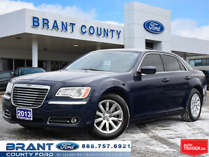 2013 Chrysler 300 Touring - LEATHER, HEATED SEATS, REMOTE START!