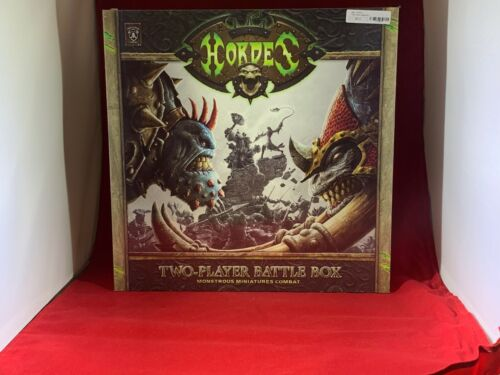 Hordes Two Player Battle Box PIP 70002 NEW IN BOX!
