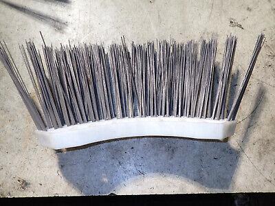 Schwarze S347-1 Street Sweeper Replacement Steel Wire Brush Broom 20749 Elgin