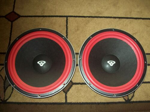 "Cerwin Vega 12"" Woofer (12W3) From LS-12 Speakers New Foam"