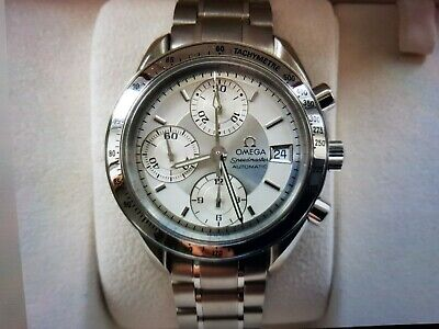 OMEGA Speedmaster Silver Men's Watch - 3513.50.00