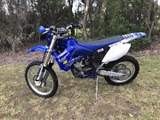 2003 Yamaha wr250f Shell Cove Shellharbour Area Preview
