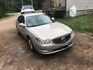 2008 Buick Allure Only 78000km