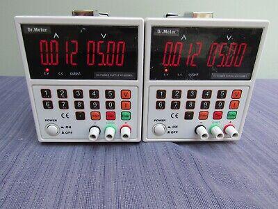 Dr.meter Hy3005m-l Linear Digital Dc Power Supply . Guaranteed
