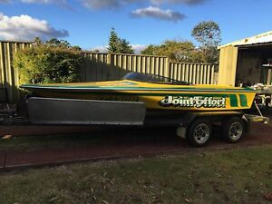 Lewis Tornado ex race boat less engine Withcott Lockyer Valley Preview