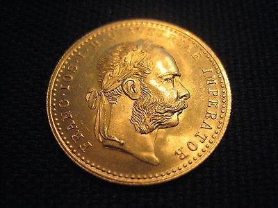 """MDS ÖSTERREICH 1 DUKAT 1915 """"FRANZ JOSEPH I."""", GOLD gebraucht kaufen  Erlangen"""