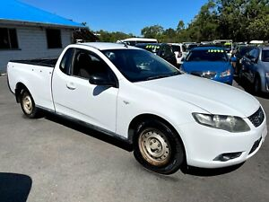 2009 Ford Falcon FG - Ute - Bluetooth - Warranty - Driveaway Birkdale Redland Area Preview