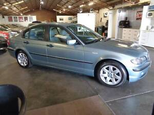 LOW KMS 2004 BMW 3 Sedan 3 YEARS AWN WARRANTY Bentley Canning Area Preview