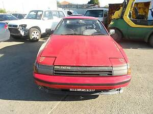 TOYOTA CELICA HATCH 1986 WRECKING VEHICLE S/N V6861 Campbelltown Campbelltown Area Preview