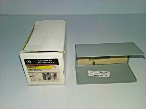 GENERAL ELECTRIC CR101X4 SURFACE MOUNT COVER 115/130V INDICATE LIGHT NIB