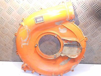 Pulvérisateur / atomiseur solo 40123 - carter avant de turbine