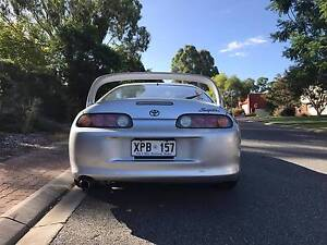 1993 Toyota Supra Coupe Athelstone Campbelltown Area Preview