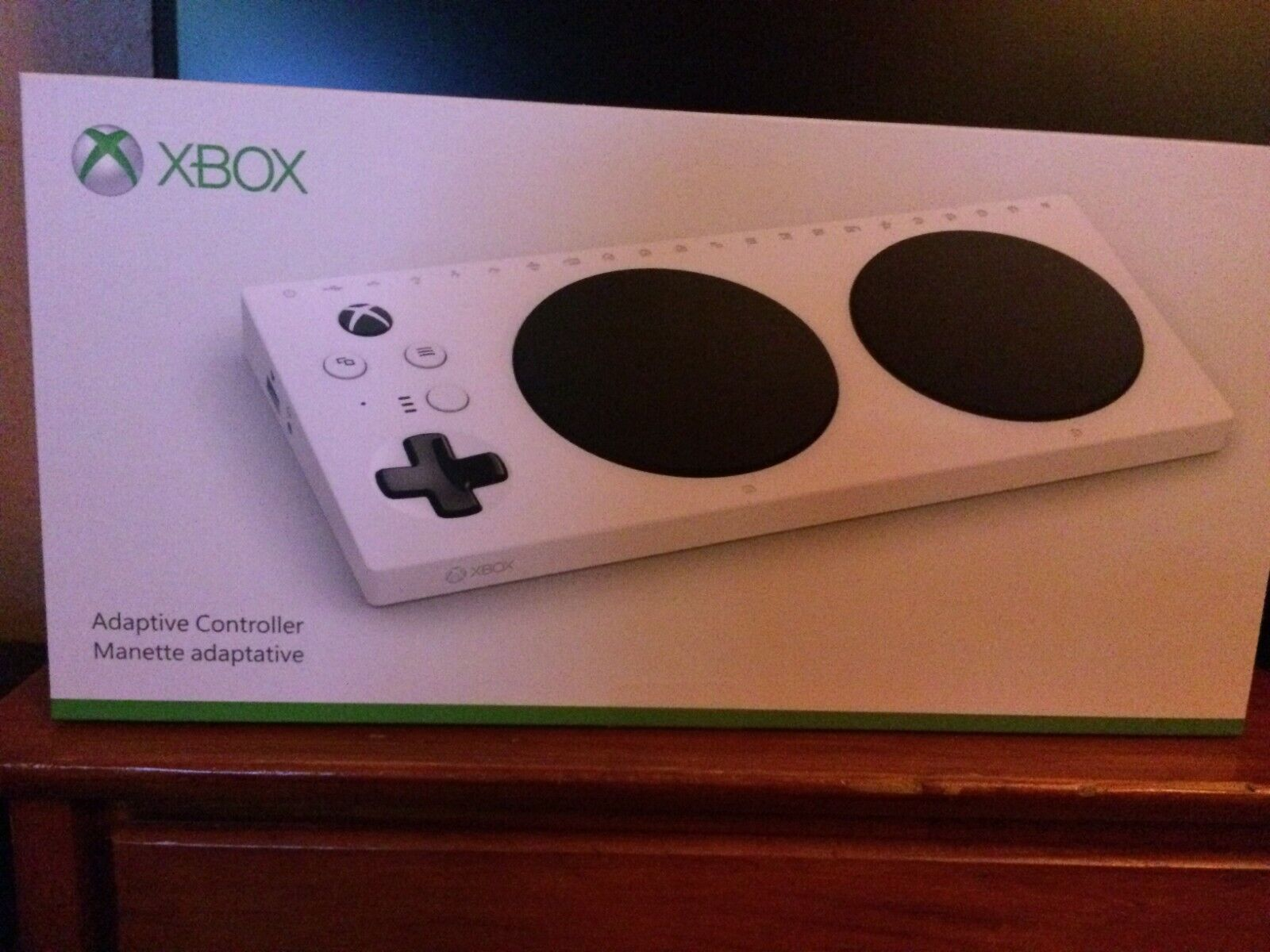 Microsoft Xbox Adaptive Controller With All Original Packaging - $50.00