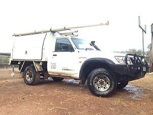 Nissan Patrol Wooroloo Mundaring Area Preview
