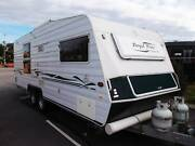 2007 Royal Flair Majestic 22ft Guildford Swan Area Preview