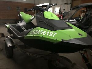 2016 Sea Doo Spark - Low hours - Great shape