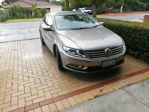 2012 Volkswagen CC 125 TDI Automatic Coupe