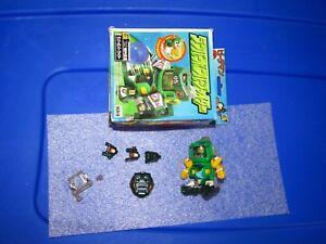 Bomberman B-Daman : Takara Action Figure : Green Android