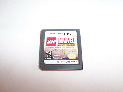 LEGO Marvel Super Heroes Universe in Peril Nintendo DS Lite DSi XL 3DS 2DS