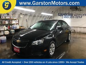2014 Chevrolet Cruze LS*KEYLESS ENTRY*CLIMATE CONTROL*TRACTION C