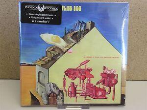 FLIED EGG Dr Siegels Fried Shooting Machine CD NEW 1972 JAPAN PSYCH PROG MINI-LP