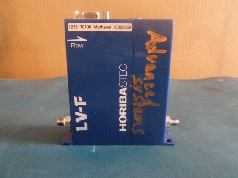 Horiba STEC LV-F20PO Liquid Mass Flow Controller (Methanol)
