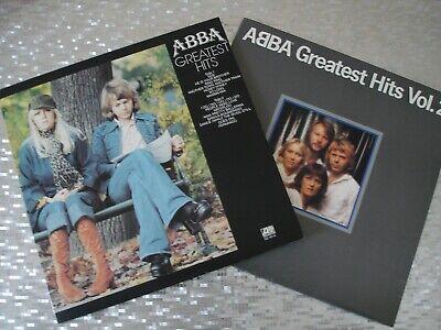 "ABBA  ""ABBA  Greatest Hits Volumes 1 & 2 ""   Atlantic – SD 19114/16009"