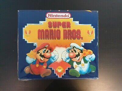 RARE Extremely Rare SUPER MARIO BROS 2 CARRIER SUPER NINTENDO GAMECASE Snes Nes