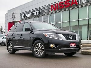 2014 Nissan Pathfinder SL TECH