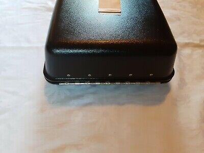 Motorola Police Motorcycle Radio Housing 3hln Black New Box 1446a