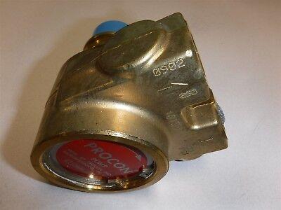 New Procon Brass Rotary Vane Pump 10153 99psi Q11