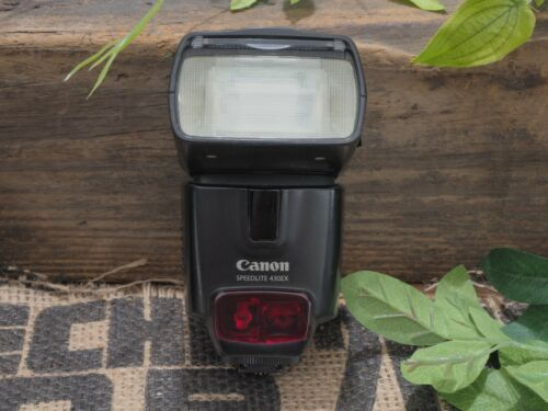 Canon Speedlite 430EX II Shoe Mount Flash for EOS excellent condition