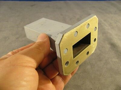 Waveguide Wr159 Low Power Termination C-band 4.90 To 7.05 Ghz Length 4 272