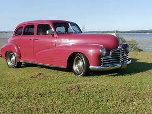 1946 Pontiac Other Sedan Tin Can Bay Gympie Area Preview