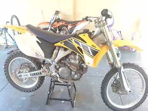 2006 yz450f yellow Butler Wanneroo Area Preview