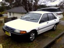 1994 Ford Laser Hatchback Muswellbrook Muswellbrook Area Preview