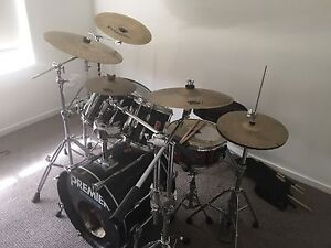 Premier Drum Kit plus lots of extras!! Underwood Logan Area Preview