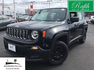 2015 Jeep Renegade Sport-Manual-Very clean