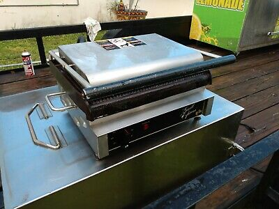 Star Gx14is Commercial Panini Grill Express 2-sided Sandwich Press 120v Pickup