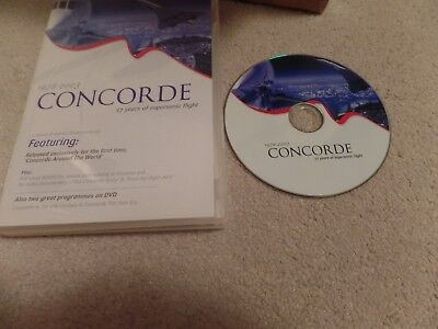 Concorde - 27 Years of Supersonic Flight [DVD]