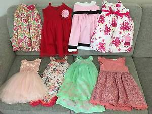 8 x Girls Size 2 Brand Name Dresses - Excellent Condition Charlestown Lake Macquarie Area Preview