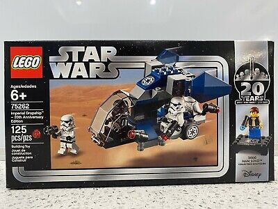LEGO Star Wars: Imperial Dropship - 20th Anniversary Edition (75262) NEW in Box!