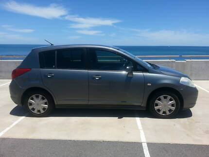 Nissan Tiida - 2009 - Manual - Silver Grey - 4 Door - 128000 Kms. Madeley Wanneroo Area Preview
