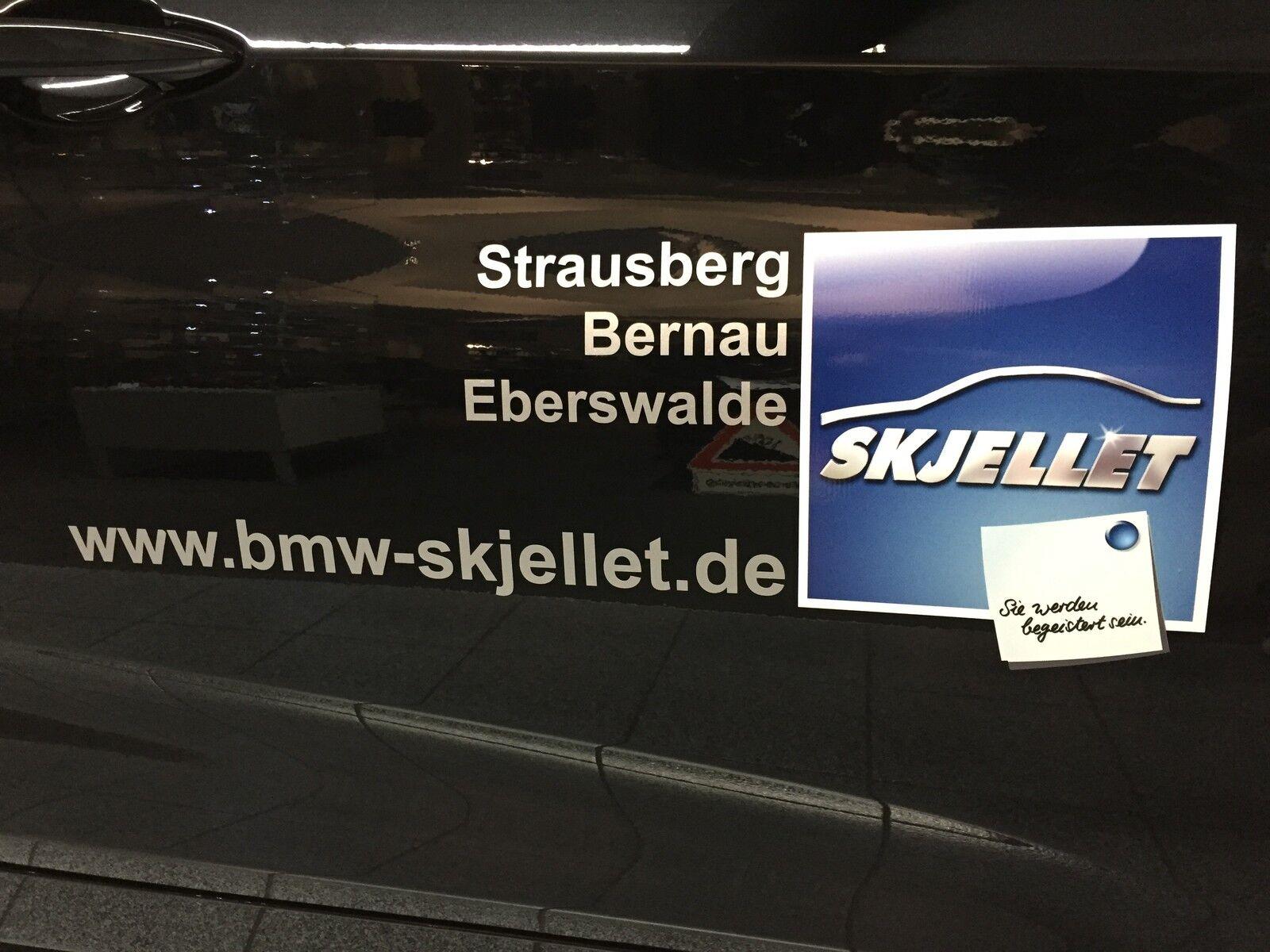 Shop BMW Skjellet