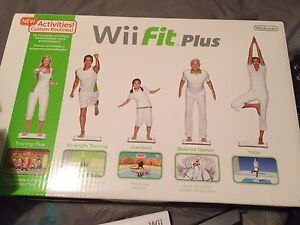 Wii + wii fit + accessoires