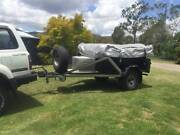Camper Trailer All Terrain Excellent Condition Vacy Dungog Area Preview