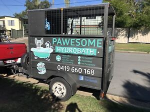 Mobile Dog Wash/Grooming Business  Kallangur Pine Rivers Area Preview