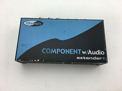 Gefen Component Audio Extender - Gefen Component w/ Audio Extender/R SW-6928 EXT-COMPAUD-141 1080p Component
